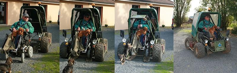 Prêt matériel handicap - Modul Evasion